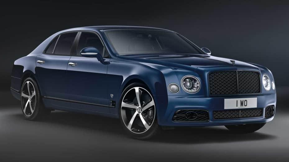 Bentley Mulsanne 6.75 Edition by Mulliner: Adiós al Mulsanne y a uno de los V8 más icónicos