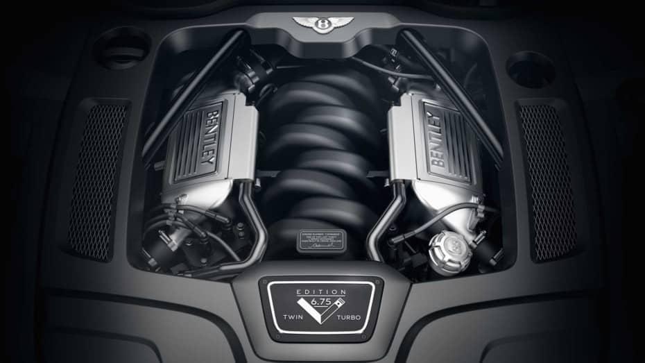 Punto y final a la producción del motor V8 de 6.75 litros de Bentley 61 años después