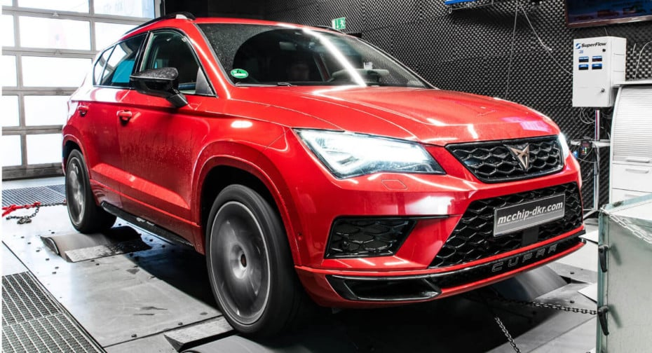 Hasta 475 CV para los CUPRA Ateca y Volkswagen T-ROC R: desde 999 euros