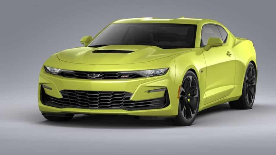 Chevrolet Camaro Shock&Steel y Heritage Edition 2020: Nuevas ediciones especiales para mercados seleccionados