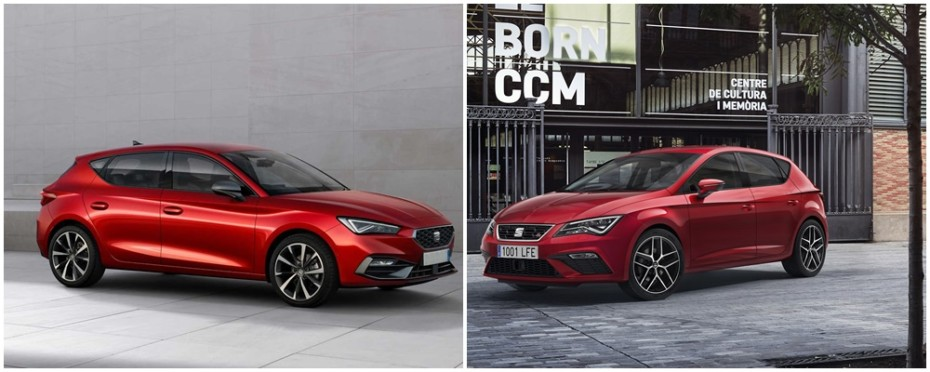 Comparación visual SEAT León 2020: Hay quien dice que se queda con el anterior…