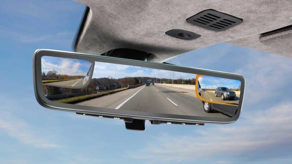 Así es como Aston Martin busca revolucionar el futuro de los espejos retrovisores