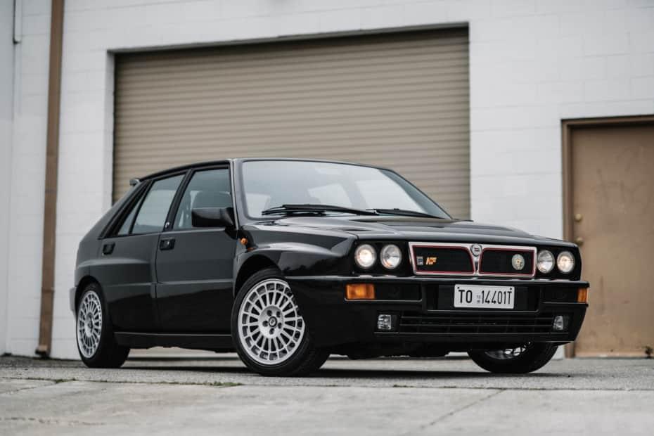 ¡Joya a la venta! Este Lancia Delta HF Integrale Evo de 1992 busca un nuevo hogar
