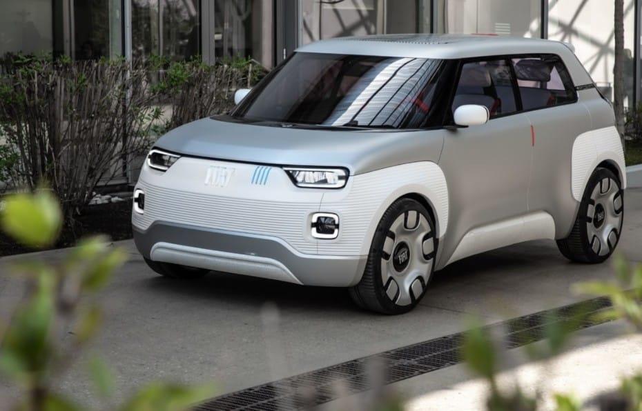 El Fiat Concept Centoventi volverá a ver la luz en 2020: Su batería modular pinta bien