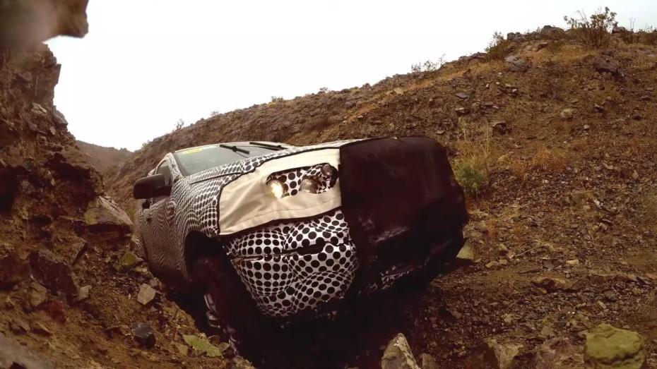 Ford nos muestra las capacidades todoterreno del Bronco en un nuevo vídeo antes de su debut