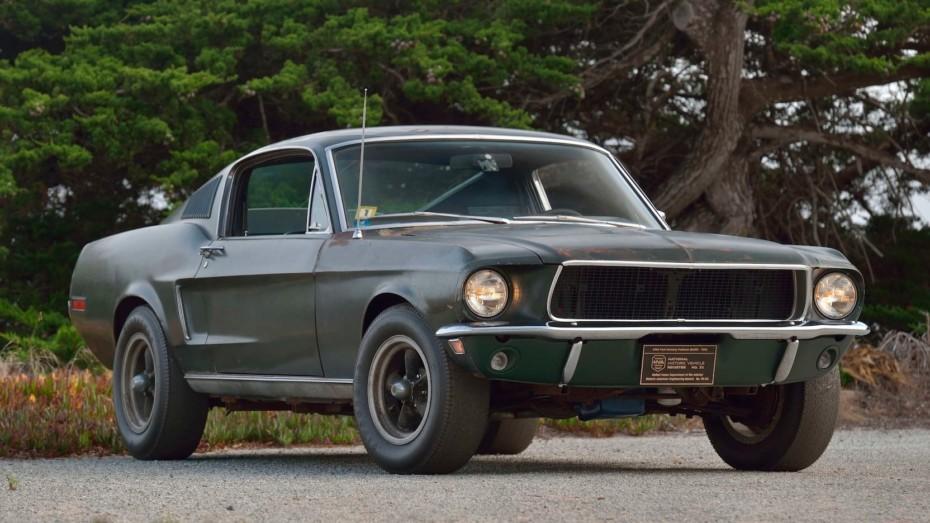 El Ford Mustang de Bullitt se subasta en una semana: Todos los secretos del Mustang más caro de la historia