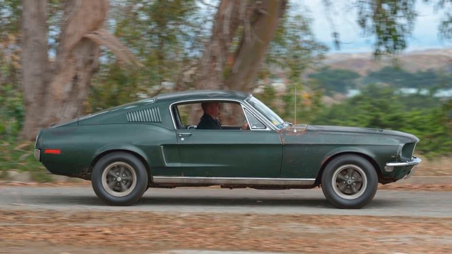 El Ford Mustang de Bullitt ya ha sido subastado: Precio de récord para el Mustang más caro de la historia