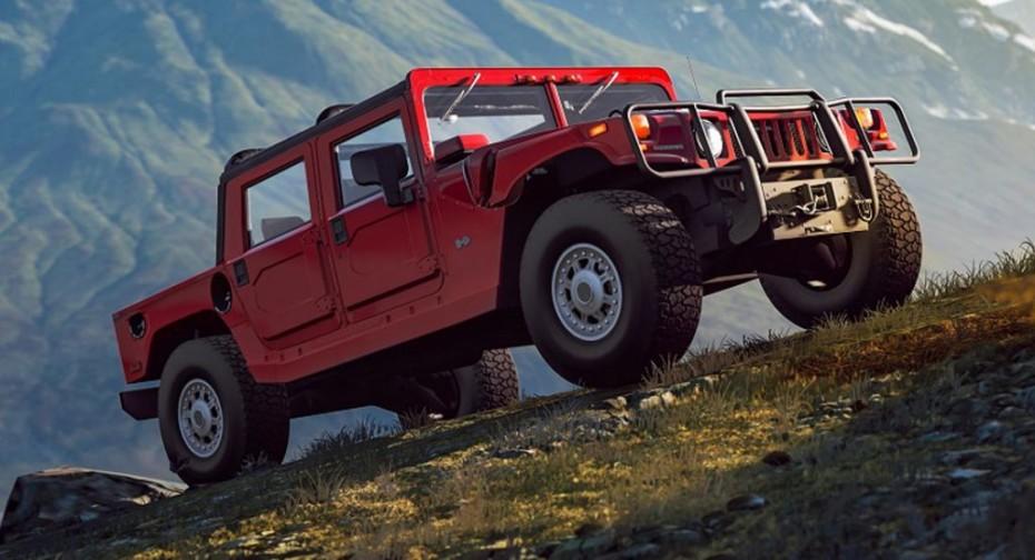 La última actualización de Forza Horizon 4 llega con vehículos de lo más interesante