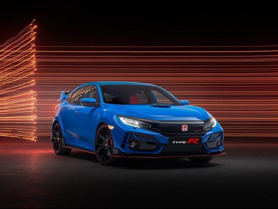 Así es el nuevo Honda Civic Type R 2020: Algunos retoques