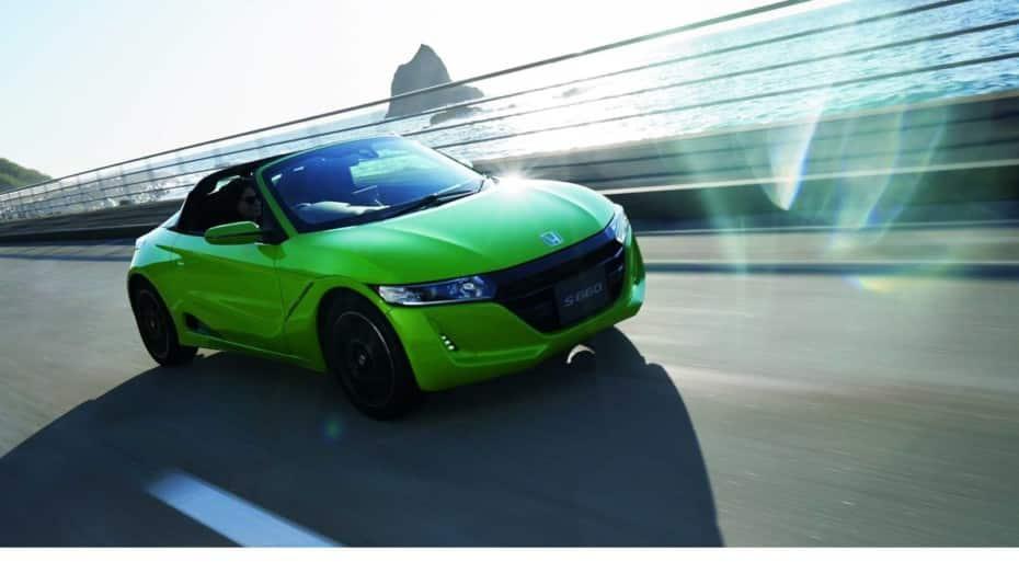 Honda actualiza el S660: Una lástima que no llegue a Europa