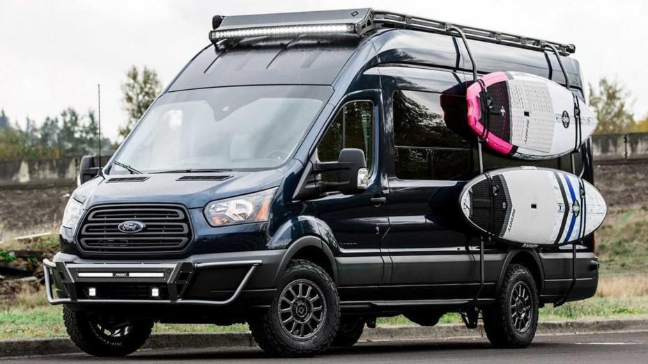 Este sencillo accesorio hará tu furgoneta camper única y realmente atractiva