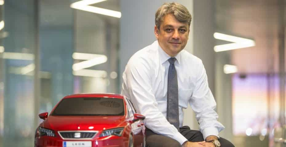 Secreto a voces: Finalmente Luca de Meo termina en Renault