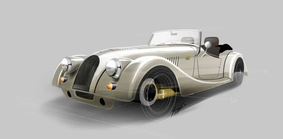 Morgan Plus 4 70th Anniversary Edition: El fin del mítico chasis de acero