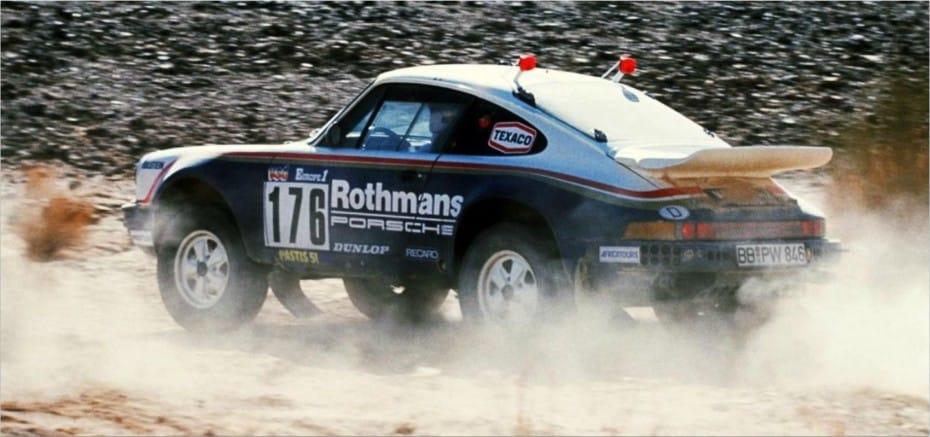 Estos son los 5 modelos más míticos de Porsche en el mundo de los rallies