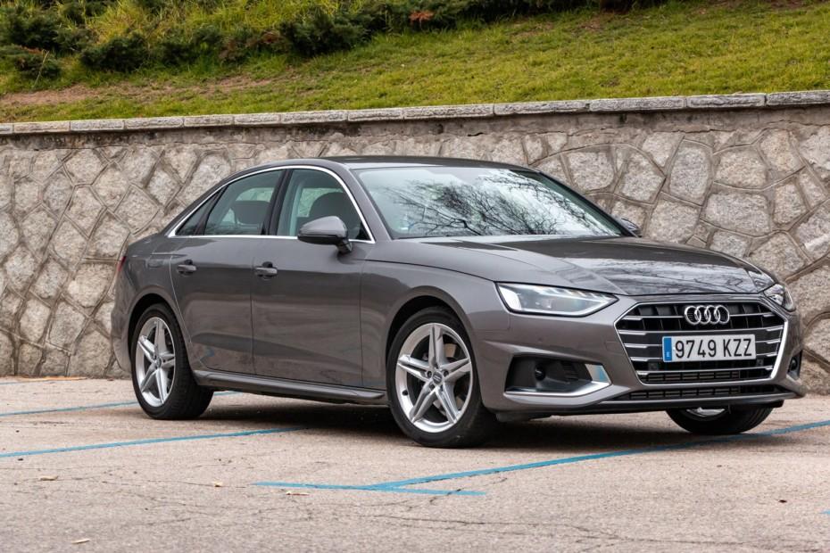 Prueba Audi A4 Advanced 35 TFSI 150 CV S tronic 2020: Cumplirá con nota tus expectativas