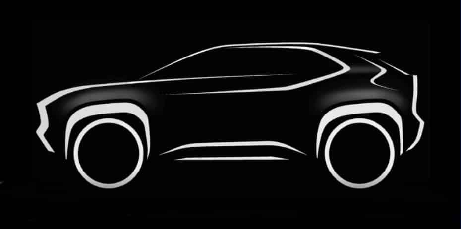 Así será el nuevo crossover de Toyota: Inspiración en el Yaris para competir en el segmento B-SUV