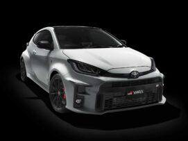 El Toyota GR Yaris arrasa con sus 261 CV: