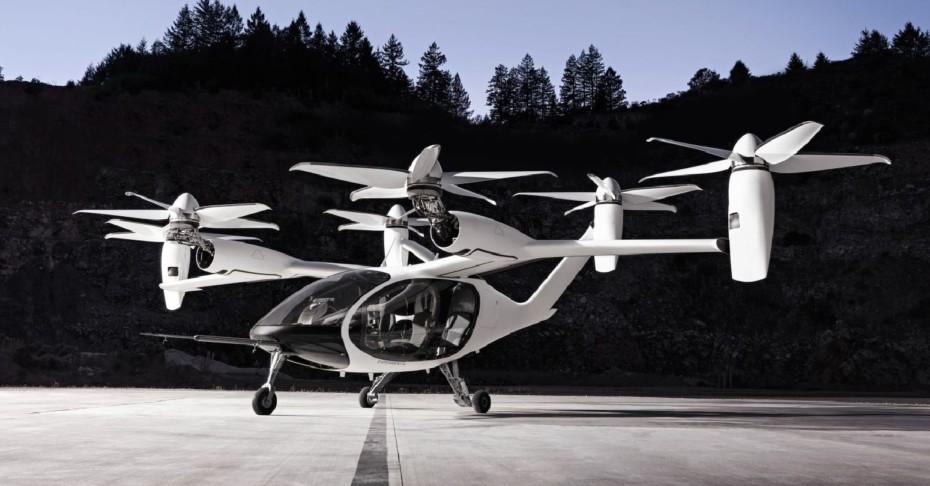 La movilidad se eleva a los cielos con Toyota y Joby Aviation