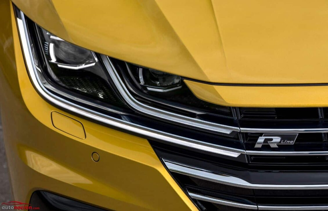 El Volkswagen Arteon familiar ha sido cazado: Así luce la variante Shooting Brake