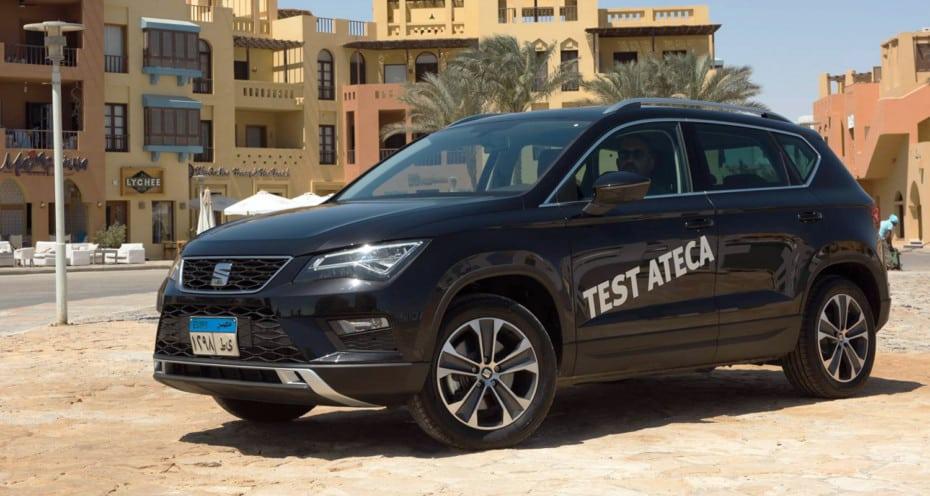 Nuevo cambio automático de ocho velocidades para el SEAT Ateca
