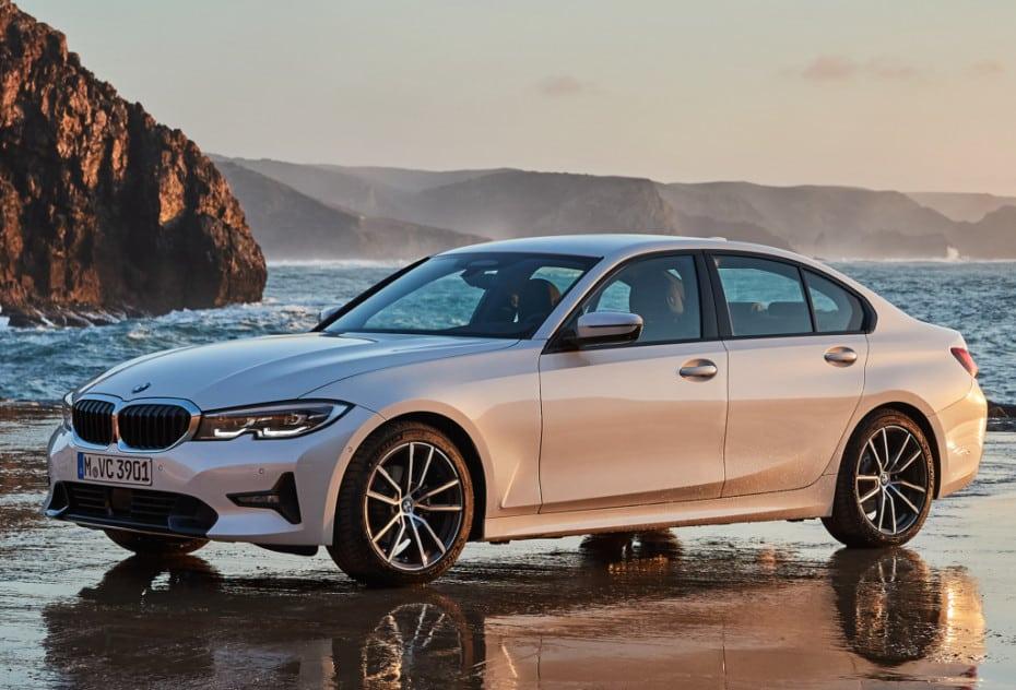 El nuevo BMW 318i deja atrás el bloque de tres cilindros