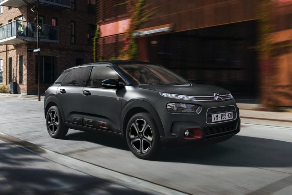 Ya a la venta el Citroën C4 Cactus «C-Series»