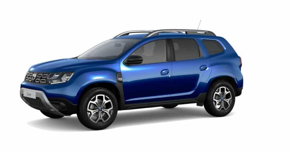 El Dacia Duster recibe la serie especial Aniversario