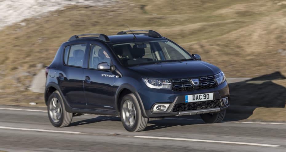Los Dacia Sandero y Logan estrenan motor a gas