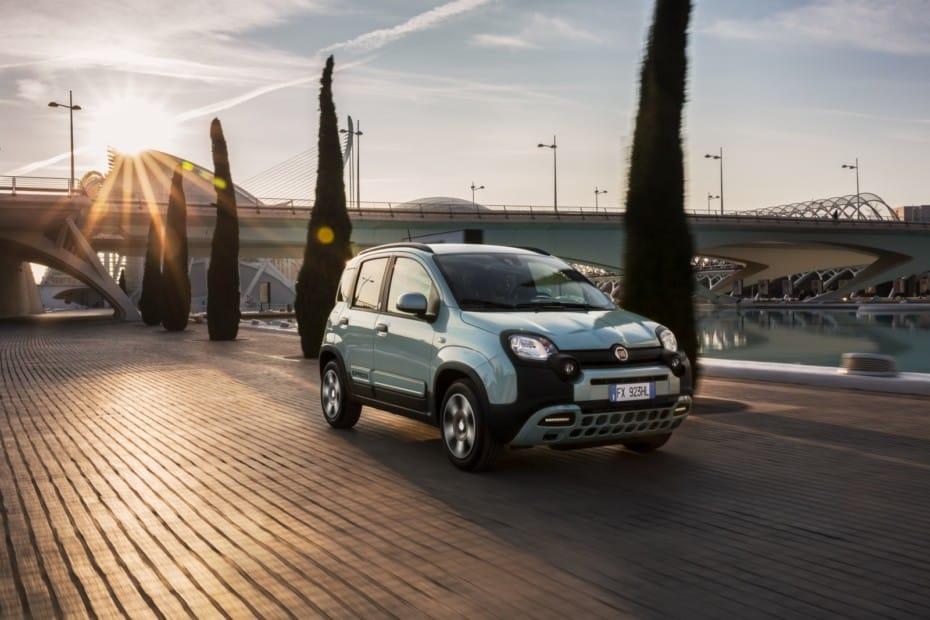 Todos los precios del nuevo Fiat Panda Hybrid