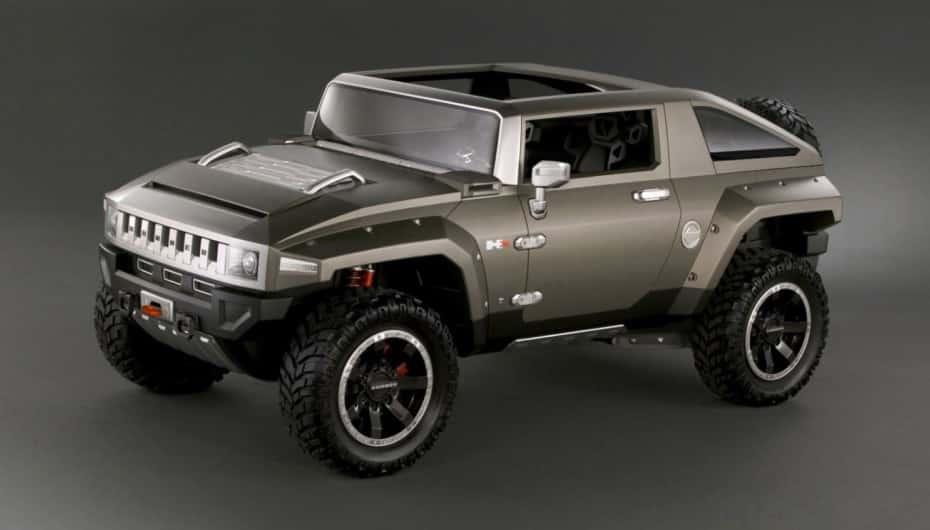 GM está planeando el renacer de Hummer para plantar cara a Tesla: ¿Pickup y SUV a la vista?