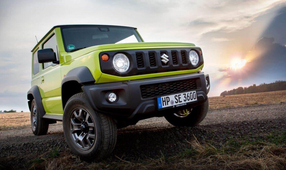 Suzuki se pronuncia sobre el futuro del Jimny en España: Sigue a la venta pero no se aceptan pedidos