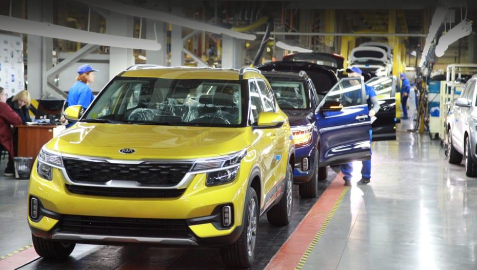 Arranca la producción del Kia Seltos en Europa