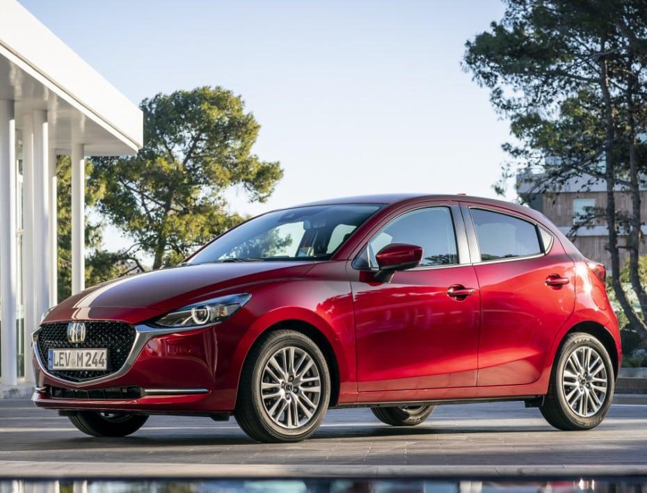 El Mazda2 actualizado, más en detalle en esta nueva galería