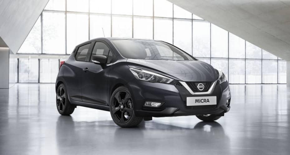 Nueva serie N-TEC 2020 para el Nissan Micra