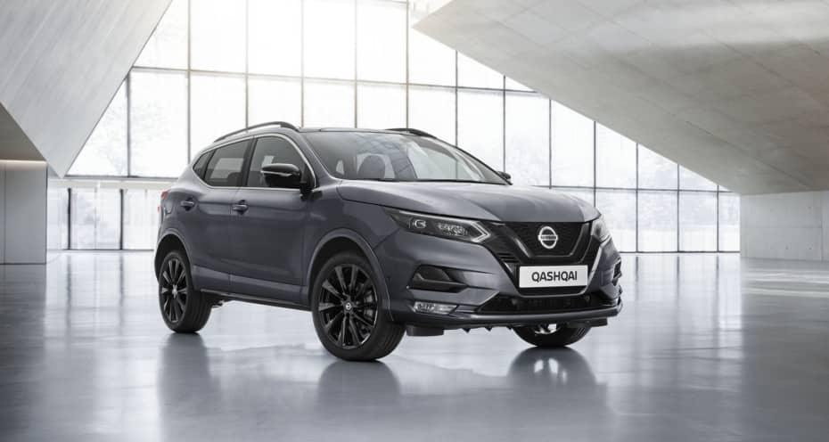 El Nissan Qashqai estrena edición N-TEC 2020