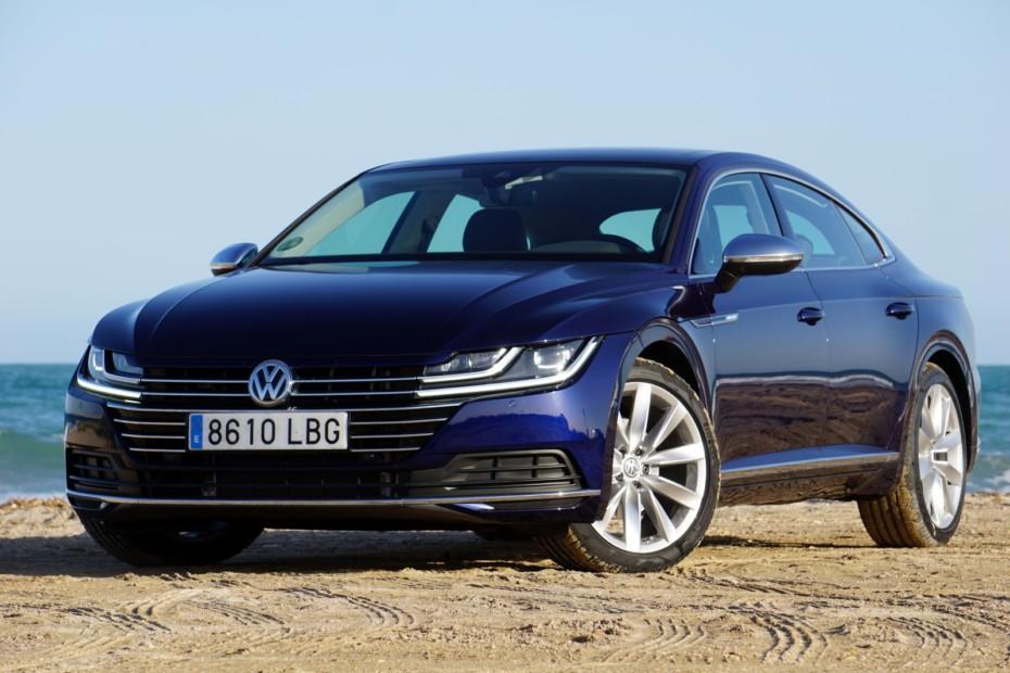 Prueba Volkswagen Arteon 2.0 TDI 190 CV Elegance DSG: Amor a primera vista