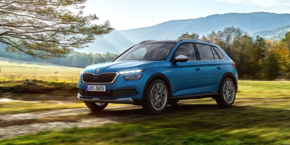Škoda Kamiq Scoutline: Nuevos detalles e imágenes antes de su debut