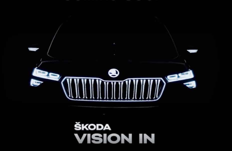 El Škoda Vision In vuelve a dar la cara: La plataforma MQB-A0-IN luce muy bien para la India