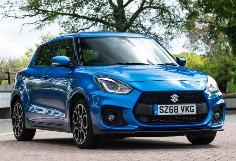 Nueva motorización híbrida para el Suzuki Swift Sport