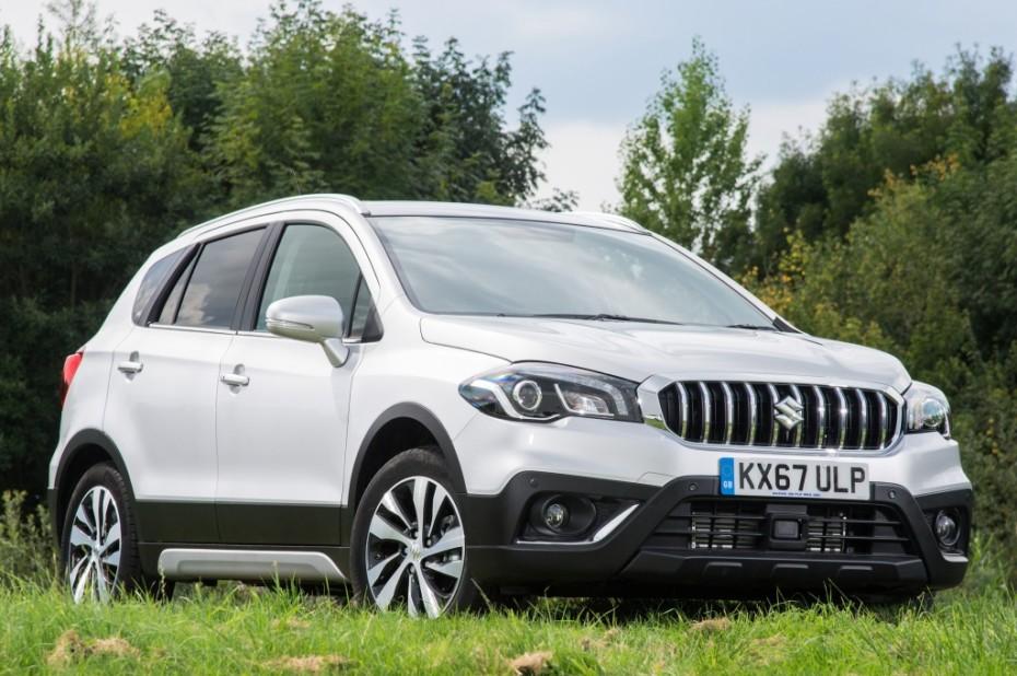 Llega el Suzuki S-Cross Hybrid: Aquí los precios