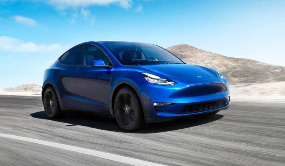 Todos los precios del Tesla Model Y para España