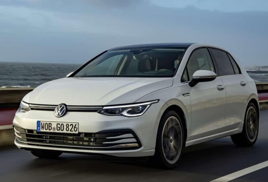 El nuevo VW Golf VIII, ya a la venta: Solo dos versiones por ahora
