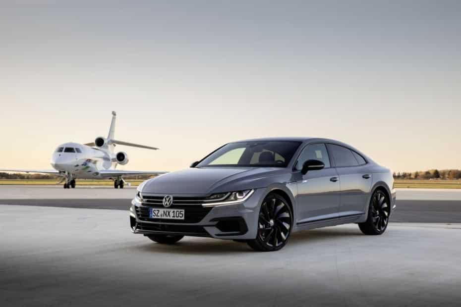 Ya puedes comprar el Volkswagen Arteon «R-Line Performance» en España: Solo 80 unidades