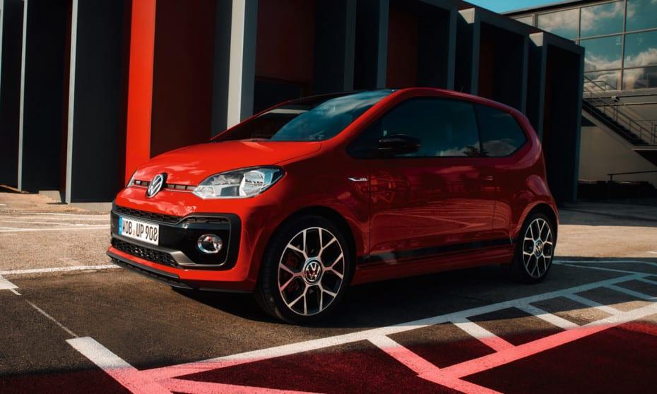 El Volkswagen Up! vuelve a la vida en Europa: Regresa también el GTI