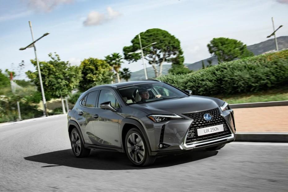 Nuevo Lexus UX Executive Plus