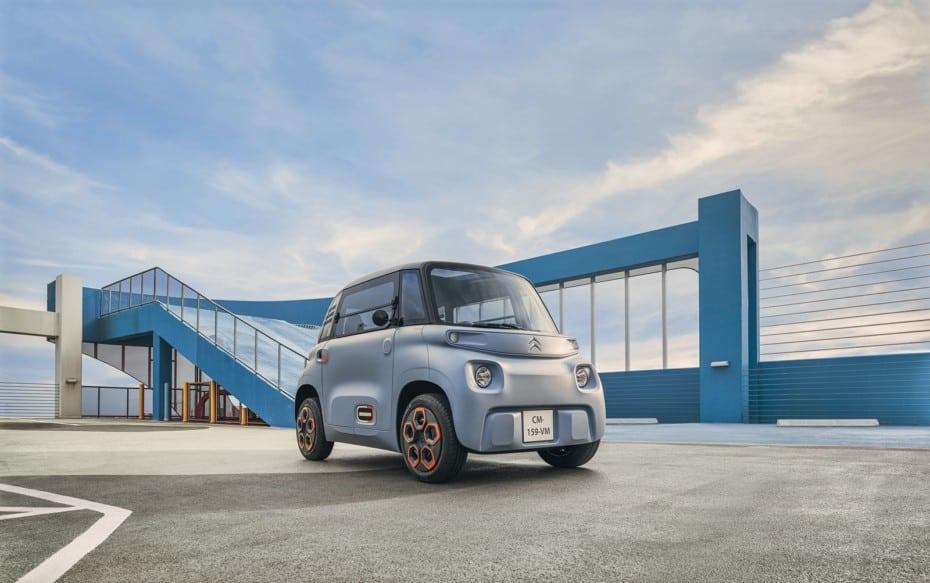458 kg, sin carné, 100% eléctrico y por menos de 7000 euros: ¿Acierto o fracaso de Citroën?