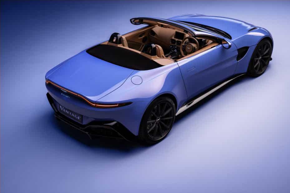 Aston Martin Vantage Roadster 2020: Otra forma de disfrutar a cielo abierto del poderoso V8 de AMG