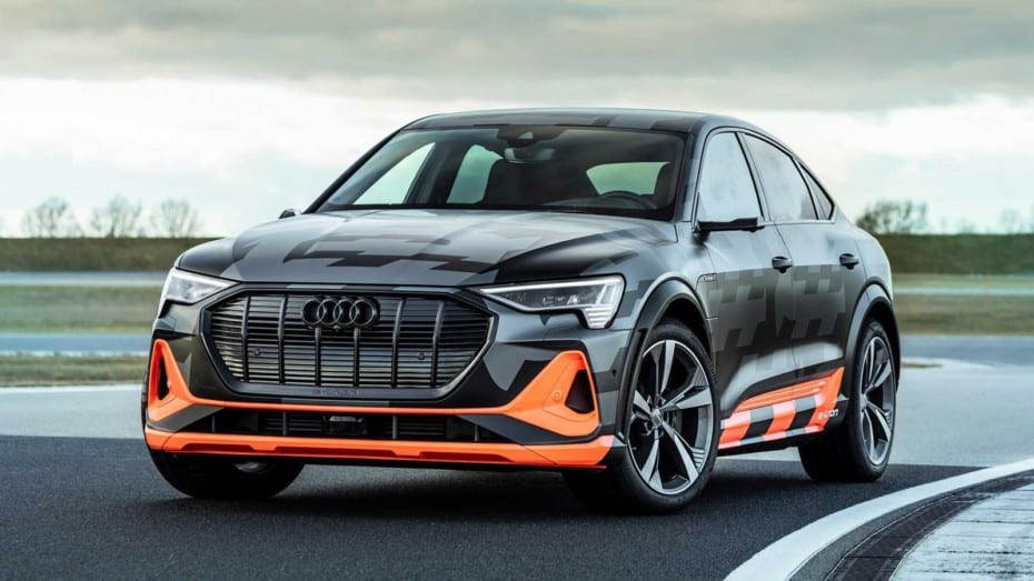 Audi e-tron S y Audi e-tron S Sportback: Bestias de 503 CV que ponen en jaque al motor de combustión…