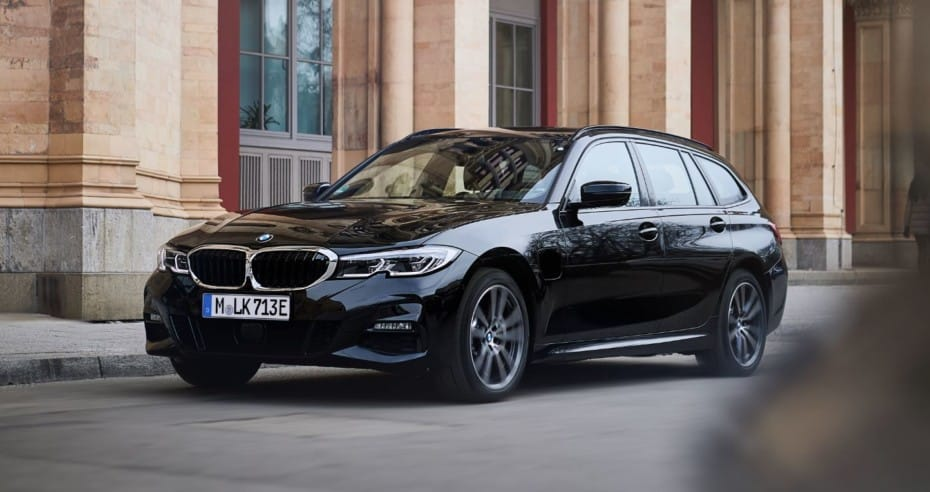 BMW 330e xDrive Touring: Llega el híbrido-enchufable en formato familiar