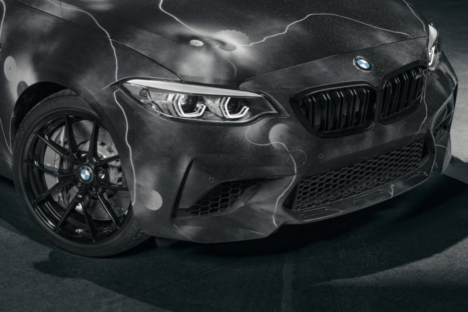 ¿Qué te parece este BMW M2 by FUTURA 2000?